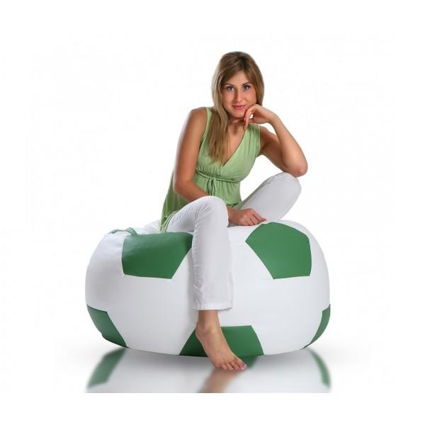 Futbol XL Verde y blanco