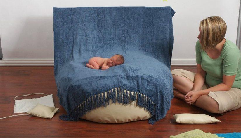 Puf profesional Newborn